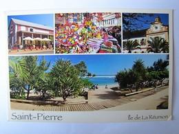 FRANCE - LA REUNION - SAINT-PIERRE - Vues - Saint Pierre
