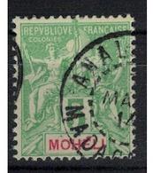 MOHELI         N°  YVERT    4     ( 1 )     OBLITERE       ( O   3/12 ) - Used Stamps