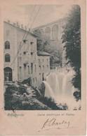 01-20538    -  BELLEGARDE   -  Le  Viaduc Et L'usine électrique - Bellegarde-sur-Valserine