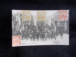 Hongrie .Budapest .Couronnement De La Reine Zita Kiraline. 1916 . Carte Photo .Beller - Rezsö .RARE.Voir 2 Scans . - Hongrie