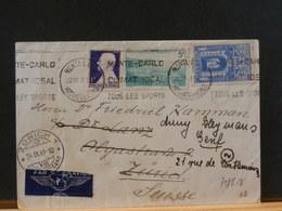 75/818 LETTRE  POUR LA SUISSE  1949 - Covers & Documents