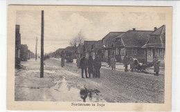 Nordstrasse In Iwje - 1916 - Belarus