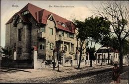 Cp Baja Frankenstadt Ungarn, Dr. Rona Szanatorium, Sanatorium - Hongrie