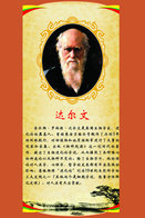 [T31-028 ] Charles Robert Darwin Naturalist, Geologist  Biologist, China Pre-stamped Card, Postal Stationery - Famous People