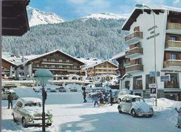 CPSM - VERBIER - Place Centrale - Suisse - GF.17020 - VS Valais