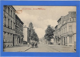 BELGIQUE - SALZINNES Avenue D'Omalius - Namur