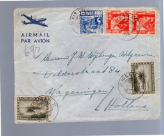 Kisaran 1948 > Dolderstraat Wageningen (189) - Nederlands-Indië