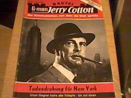 G-man Jerry Cotton - Band 531 - 1. Auflage - Bastei Verlag - Books, Magazines, Comics