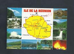 CPSM DE L ILE DE LA RÉUNION  : - Réunion