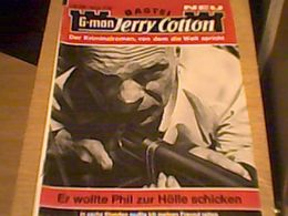 G-man Jerry Cotton - Band 1050 - 1. Auflage - Bastei Verlag - Books, Magazines, Comics