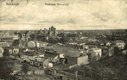 BUCURESTI  VEDEREA GENERALIA     RUMANIA // ROMANIA. - Rumania