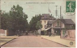 ALBERTVILLE AVENUE DE LA GARE - Albertville