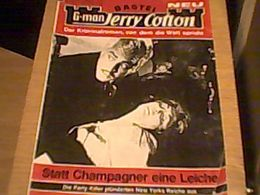 G-man Jerry Cotton - Band 1474 - 1. Auflage - Bastei Verlag - Romanheft - Books, Magazines, Comics
