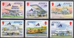 Jersey 2012  Transport Avions Vliegtuigen Airplanes *** MNH - Jersey