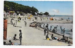 (RECTO / VERSO) NOIRMOUTIER EN L' ILE - N° 63 - PLAGE DES SABLEAUX ET POINTE ST PIERRE - FORMAT CPA VOYAGEE - Noirmoutier