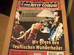 G-man Jerry Cotton - Band 2131 - 1. Auflage - Bastei Verlag - Romanheft - Books, Magazines, Comics