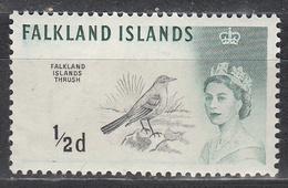 FALKLAND ISLANDS     SCOTT NO. 128    MNH    YEAR  1960 - Falkland Islands