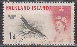 FALKLAND ISLANDS     SCOTT NO. 129    USED    YEAR  1960 - Falkland Islands