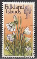FALKLAND ISLANDS     SCOTT NO. 168    USED    YEAR  1968 - Falkland Islands