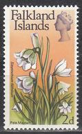 FALKLAND ISLANDS     SCOTT NO. 168    MNH    YEAR  1968 - Falkland Islands