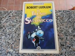Il Treno Di Salonicco - Robert Ludlum - Books, Magazines, Comics