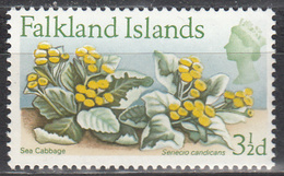 FALKLAND ISLANDS     SCOTT NO. 170   MINT HINGED    YEAR  1968 - Falkland Islands