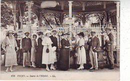 03. VICHY . SOURCE DE L'HÔPITAL . ANIMEE - Vichy