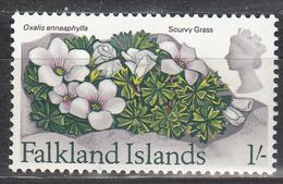 FALKLAND ISLANDS     SCOTT NO. 174   MINT HINGED   YEAR  1968 - Falkland Islands