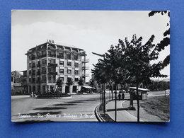 Cartolina Treviso - Via Roma E Palazzo I.N.A. - 1960 - Treviso