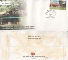 India  2011  Kamla Nehru Ridge  NILAMBARI  Cover #  11048  D Inde Indien - India