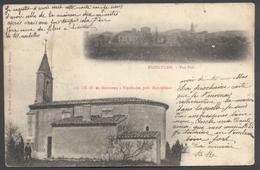 Espeluche - Vue Sud & N.D. De Montceau - Voir 2 Scans - Autres Communes