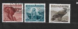 1947 - N. 228/30 (CATALOGO UNIFICATO) - Liechtenstein