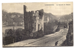 Luxembourg ,   La Descente De Clausen - Luxembourg - Ville