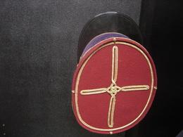 Ancien KEPI MILITAIRE Medecin Dentiste MILITARIA ARMEE SOLDAT Tour De Tete 56 Cm - Headpieces, Headdresses