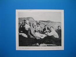 (1936) Trotsky Avec Ses Amis En Norvège - Alte Papiere