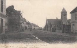 CPA - Le Perray - Grande Rue ( Nord ) - Le Perray En Yvelines
