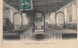 CPA - Neauphlette - Intérieur De L'église ( XIIIe Siécle ) - Autres Communes
