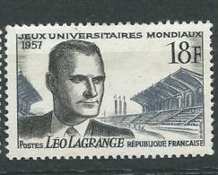 France -  Yvert N°  1120  **  - Pa13034 - Unused Stamps