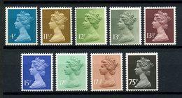 Gd Bretagne 1979 N° 900/908 ** Neufs MNH Superbes Cote 16 €  Elizabeth II - 1952-.... (Elisabetta II)