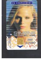 FRANCIA (FRANCE) -    2002 CINEMA: S1MONE, AL PACINO - USED°- RIF. 10919 - France