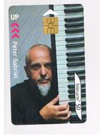 FRANCIA (FRANCE) -    2002 PETER GABRIEL , MUSIC - USED°- RIF. 10920 - France