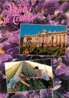 TOULOUSE  Couple D'horticulteurs  17   (scan Recto-verso)MA1789Bis - Toulouse