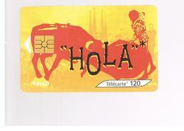 FRANCIA (FRANCE) -    2002  HOLA, BULLFIGHTER - USED°- RIF. 10920 - France