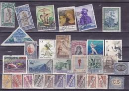 SAINT MARIN : Y&T : Lot De 30 Timbres Oblitérés - Collections, Lots & Séries