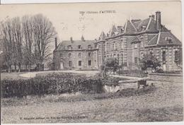 OISE - 323 - Château D'AUTEUIL ( - Timbre à Date De 1928 ) - Auneuil