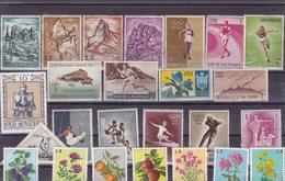 SAINT MARIN : Y&T : Lot De  25 Timbres * - Collections, Lots & Séries