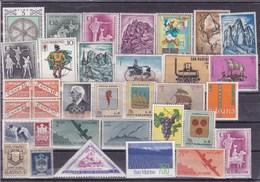 SAINT MARIN : Y&T : Lot De 30 Timbres ** - Collections, Lots & Séries