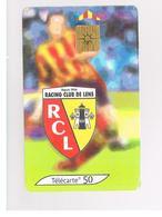 FRANCIA (FRANCE) -    2005 FOOTBALL: RCL,  LENS - USED°- RIF. 10922 - Sport