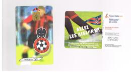 FRANCIA (FRANCE) -    2005 FOOTBALL: OGCN, COTE D' AZUR-  USED°- RIF. 10922 - France