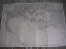 Topographie  De Quiberon  A Penerf 1950 Edition N°3 - Cartes Topographiques
